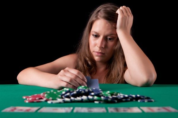 Why More Swedish Women Are Getting Addicted To Gambling?