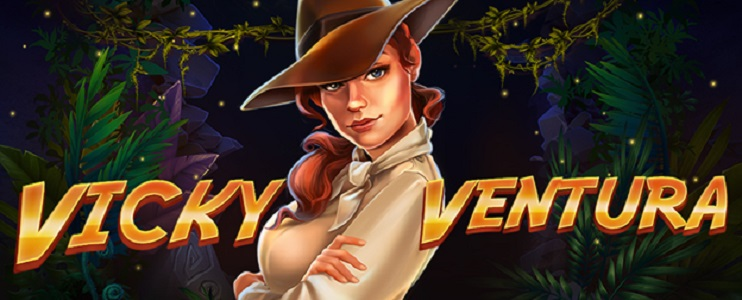 New Slot Release By Red Tiger: Vicky Ventura