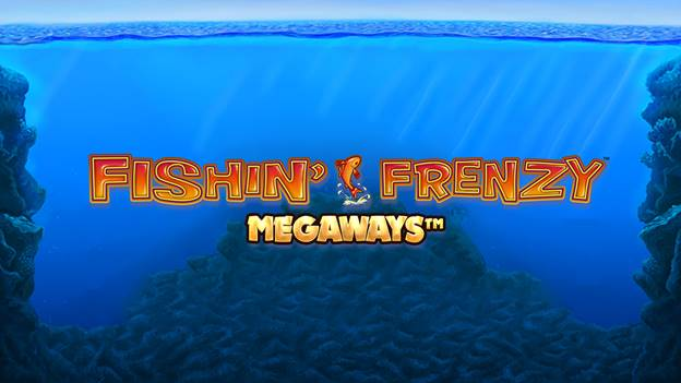 Blueprint Gaming Launched Enhanced Version Of Fishin' Frenzy Megaways Slot