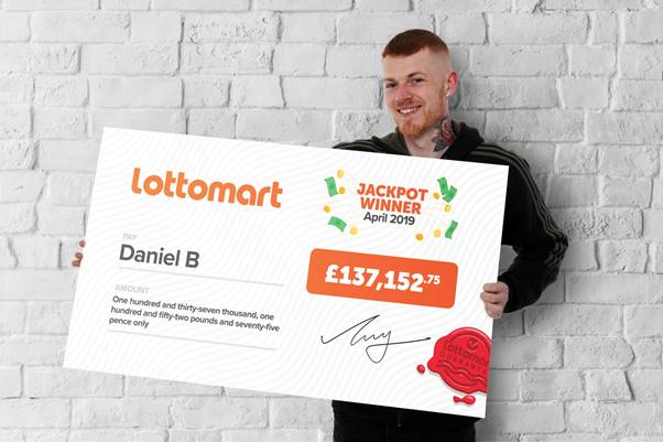 Lottomart Winner Claims Share Of £4.4m Jackpot After Matching All Six Numbers On The Irish Lotto
