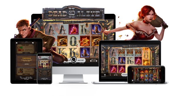 New Slot Release By NetEnt: Dead or Alive 2
