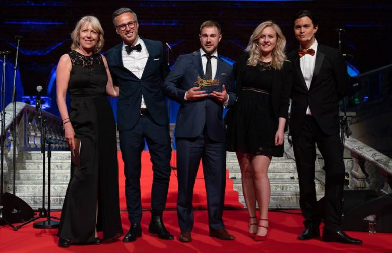 Better Collective Takes Home Best In-House Team At The Prestigious SEMrush Nordic Search Awards 2019