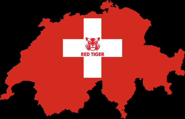 Red Tiger Set To Be One Of The First Gambling Providers To Launch In Switzerland