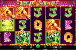 New Slot Release By iSoftBet: Piñata Fiesta