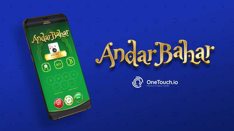 India's Most Popular Card Games Andar Bahar Portrait Mobile Version Launched By OneTouch