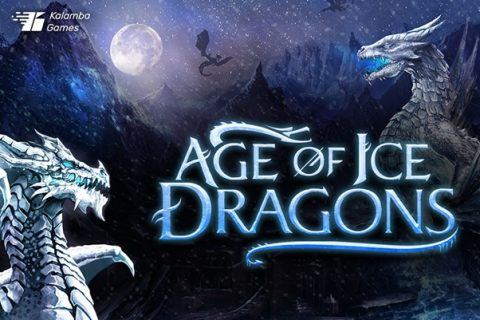 New Slot Release By Kalamba Games: Age Of Ice Dragons