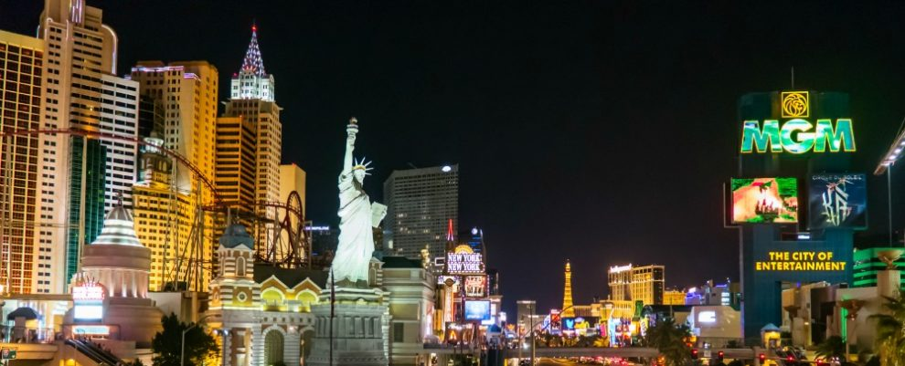MGM's Revenues From Las Vegas Strip Casinos Down 13 Percent In The First Quarter