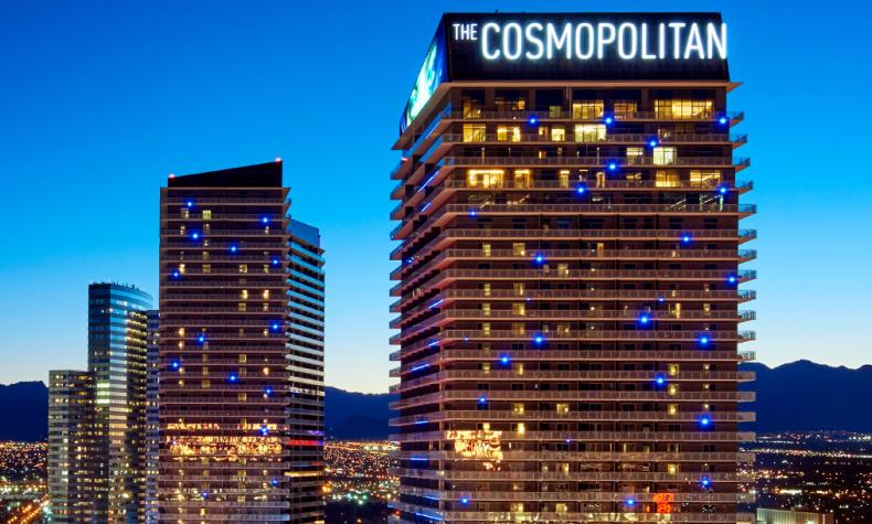 Blackstone Group May Sell The Cosmopolitan of Las Vegas