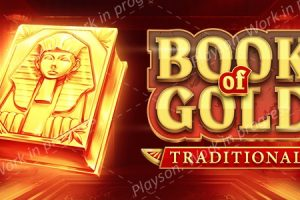 Upcoming Slot Release By Playson: Book Of Gold