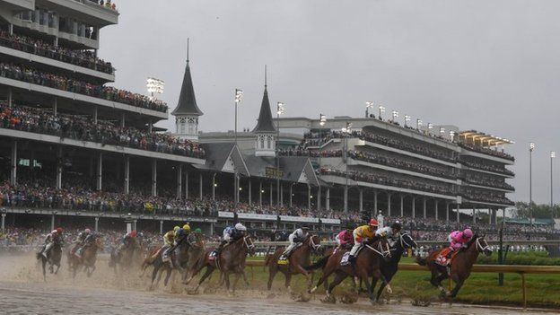 Kentucky Horse Racing Commission Rejects Maximum Security's Appeal Against Disqualification