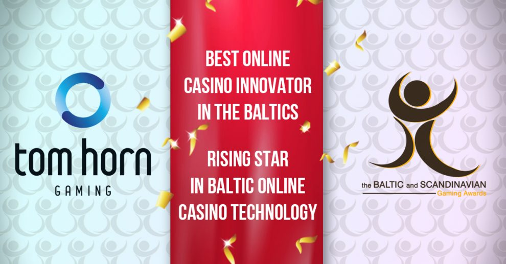 Tom Horn Takes Home Two Trophies At Baltic And Scandinavian Gaming Awards