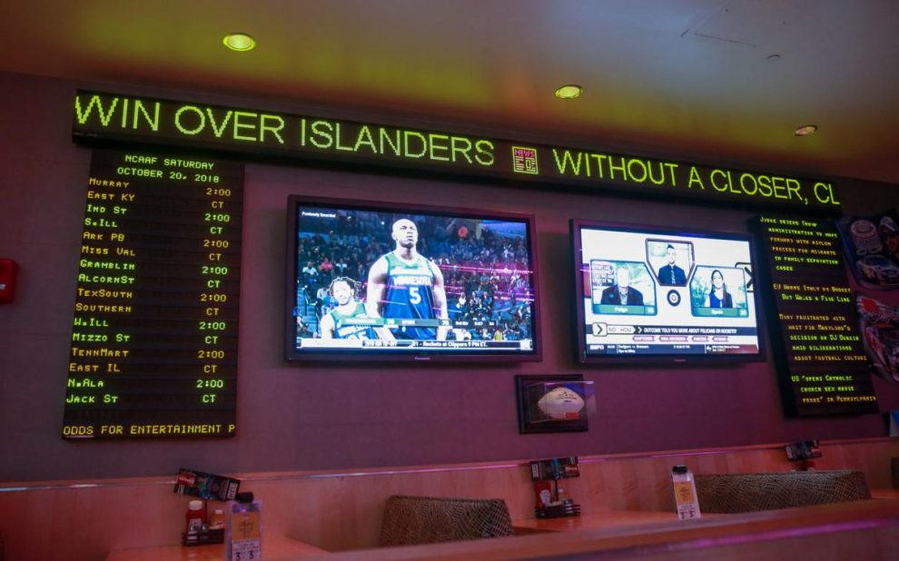 Rhode Island Sports Betting Revenue Expectations Sliced By Half