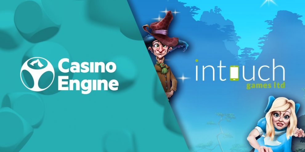 New Partnership Between Gaming Provider Intouch Games And EveryMatrix's CasinoEngine