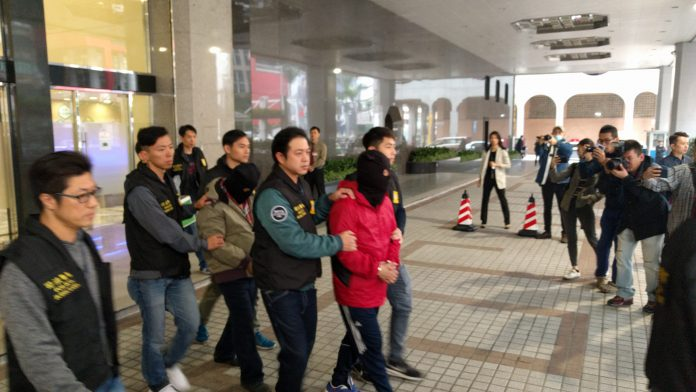 Macau Casino Robbery: Four Suspects Arrested