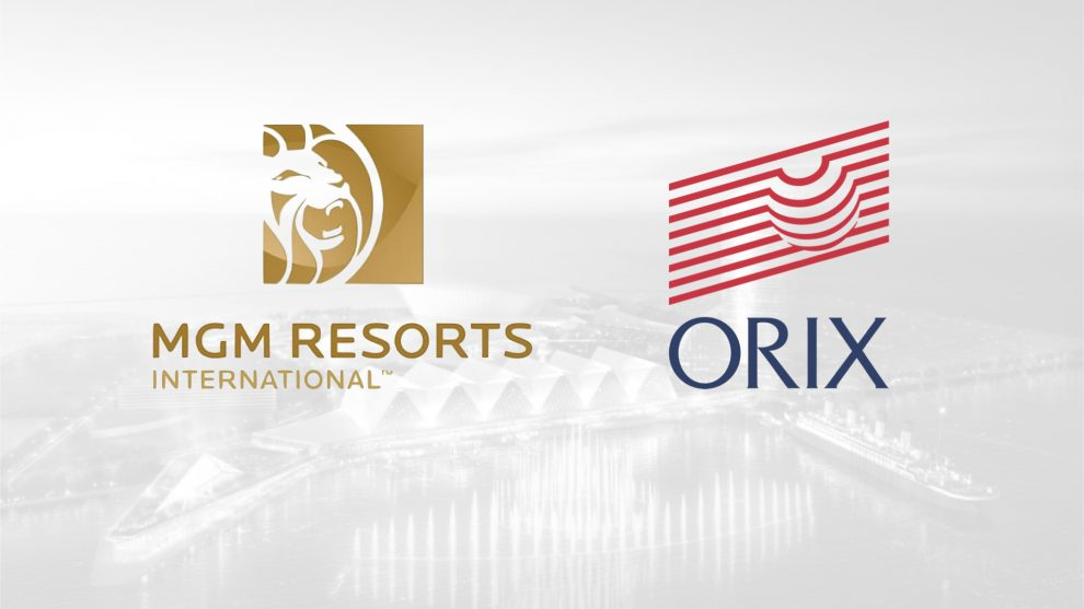 MGM Partners With Orix For Integrated Resort License In Japan