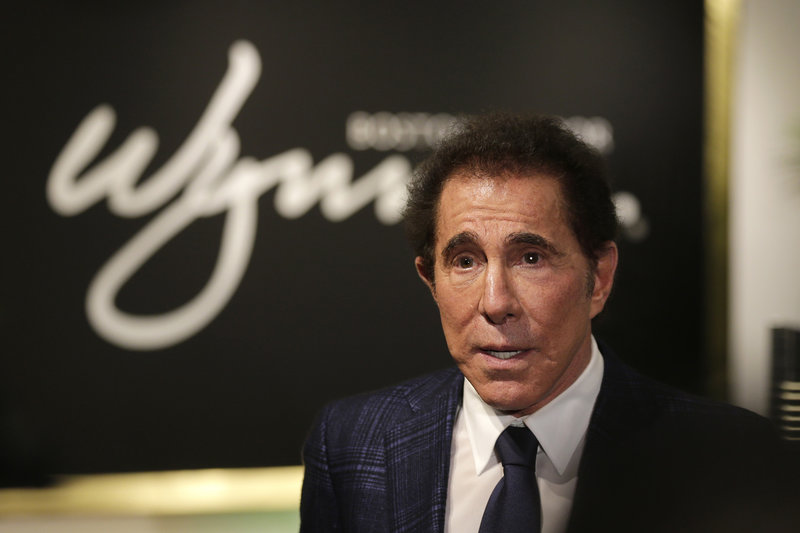 Wynn Resorts Fined $35 Million But Allowed To Keep Its Casino License