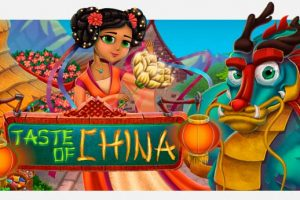 New Slot Release By BF Games: Taste Of China