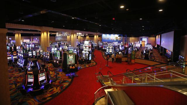 Ohio Gambling Revenue Down In April