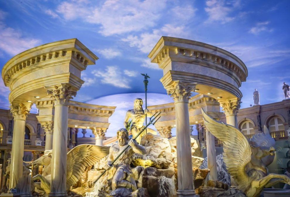 Treasure Island CEO Says He Is Ready With $1 Billion In Cash To Purchase Caesars Vegas Strip Casinos