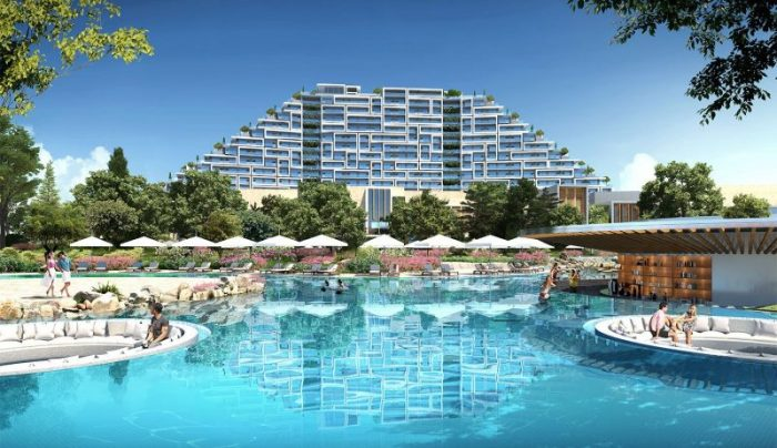 "Melco Awards ""City Of Dreams"" Construction Contract To Greek conglomerate Avax-Terna JV"