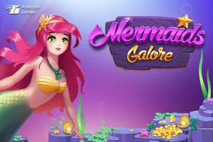 New Slot Release By Kalamba Games: Mermaids Galore