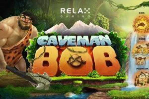 New Slot Release By Relax Gaming: Caveman Bob