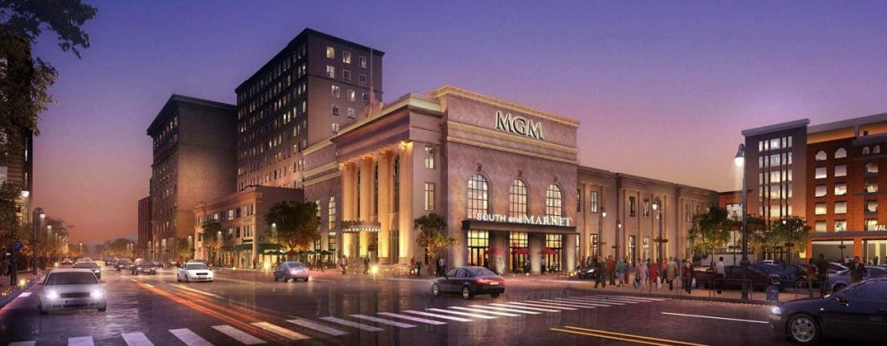After A Spike In March, MGM Springfield Revenue Down In April