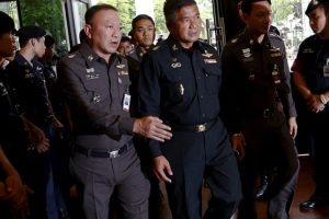 54 Detained On Charges Of Illegal Gambling In Thailand