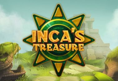 New Slot Release By Tom Horn Gaming: Inca's Treasure