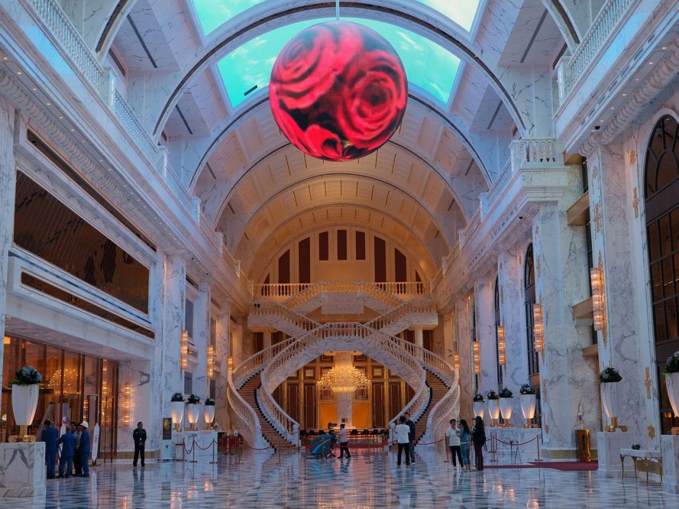 Saipan To Levy A 10 Percent Tax On Imperial Palace Casino