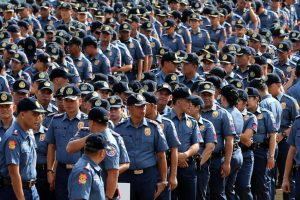 Philippine National Police Continues Crack Down On Illegal Gambling