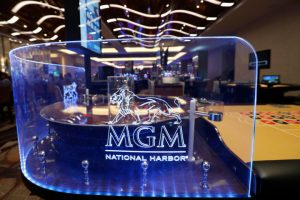 MGM National Harbor Casino Revenue Down For The First Time