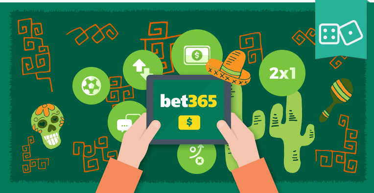 Bet365 Goes Live in Mexico