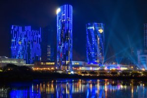 "Melco To Continue With ""The House of Dancing Water"" Show At City Of Dreams Casino Macau"