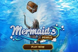 Cherry Jackpot Online Casino Adds Mermaid's Pearls Slot And Free Spins Bonus Codes