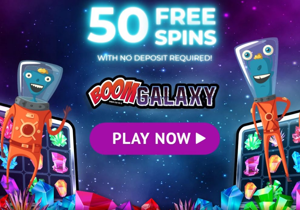 Take A Trip to Boom Galaxy With JackpotCity Online Casino