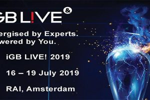 Get High In The Sky With Endorphina In IGB Live 2019 In Amsterdam