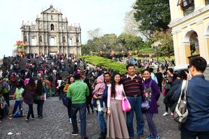 Macau Receives A Record Number Of Tourists In May