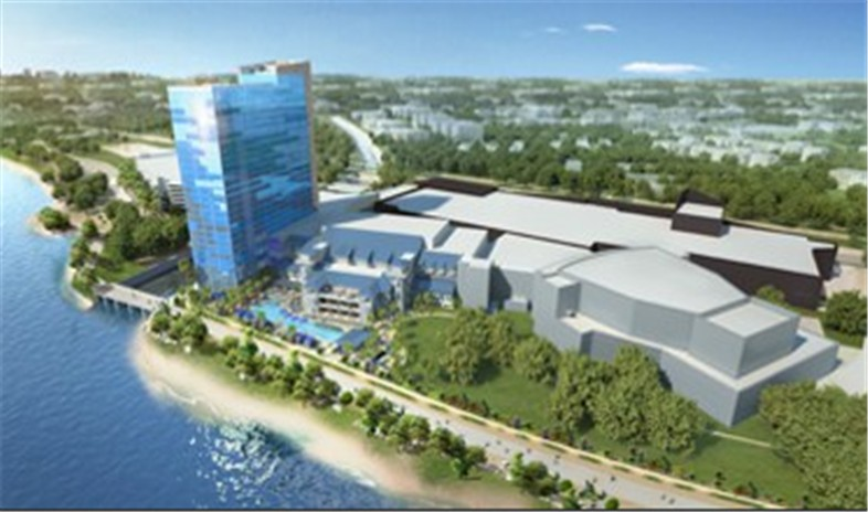 River Spirit Casino Resort Will Have Early Reopening