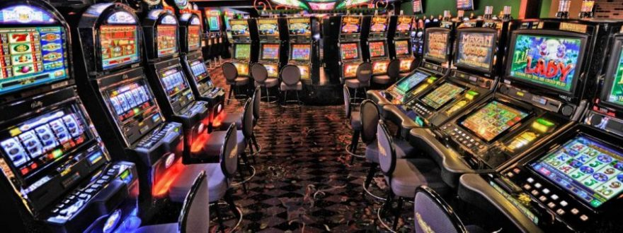 Slot Machines Installed At Wynn's Boston Harbor Casino