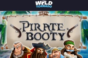 New Slot Added At WildTornado Online Casino: Pirate Booty