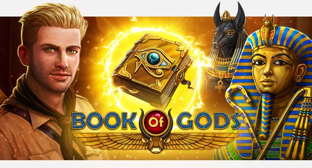 New Slot Release By BF Games: Book Of Gods