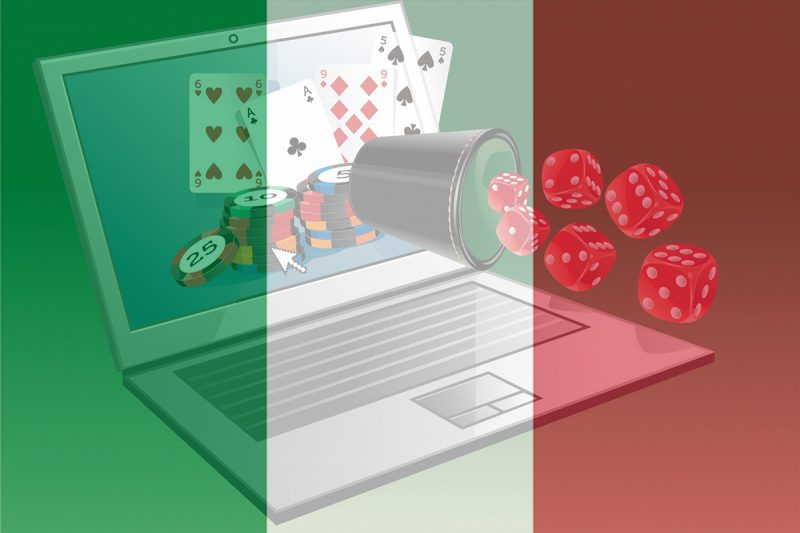 Italy's Sports Betting Revenue Slips By 26.9 Percent