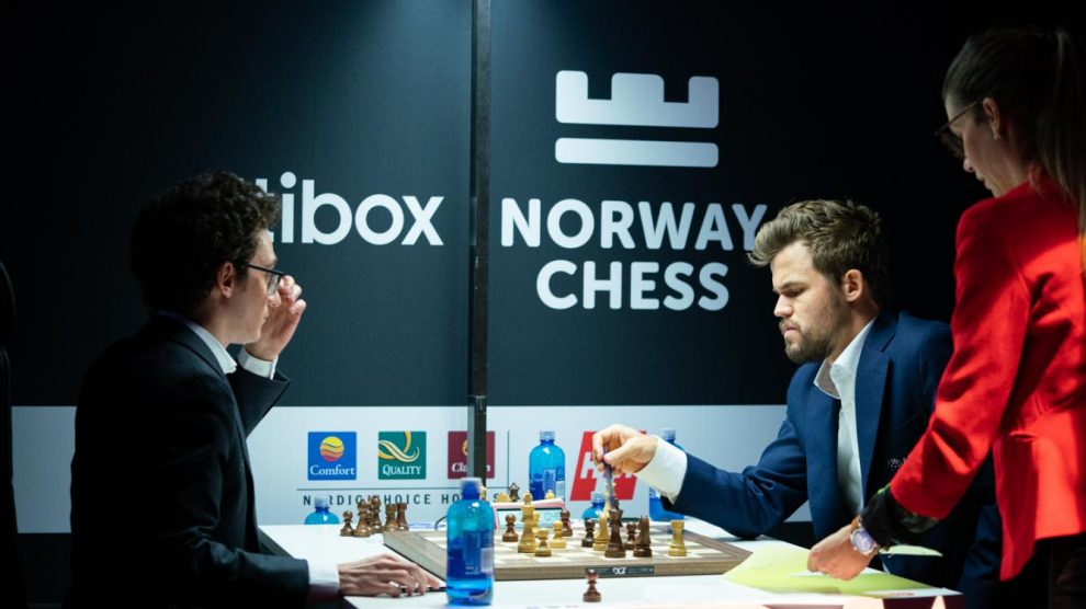 After Warning From The Gambling Regulator, Norwegian Chess Federation Drops Deal With Kindred