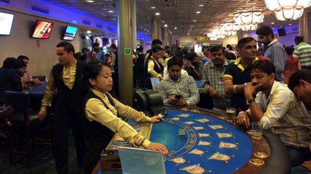 Goa MLA Demands 80% Reservation In Casino Jobs For Goan Youth