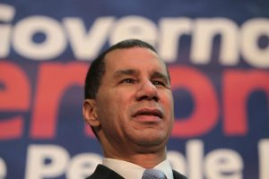 Former New York Governor Is New VP Of Las Vegas Sands