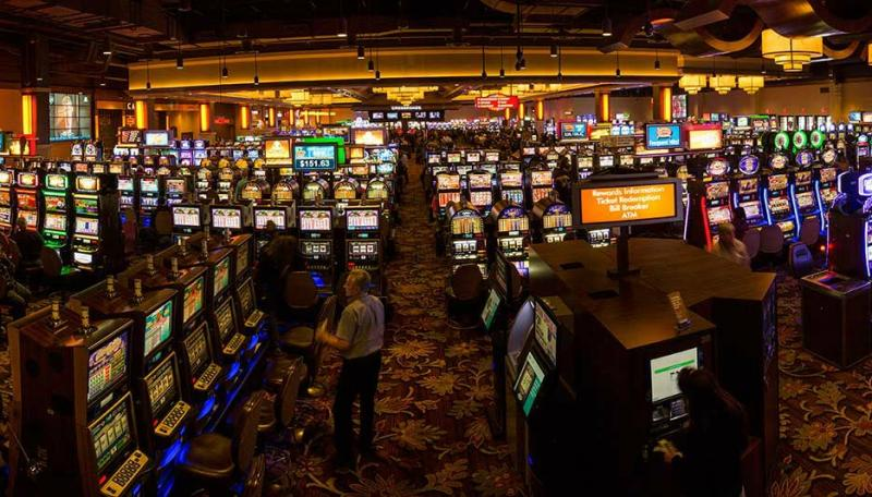 Rush Street Interactive Inks A Deal With Michigan's Gun Lake Casino
