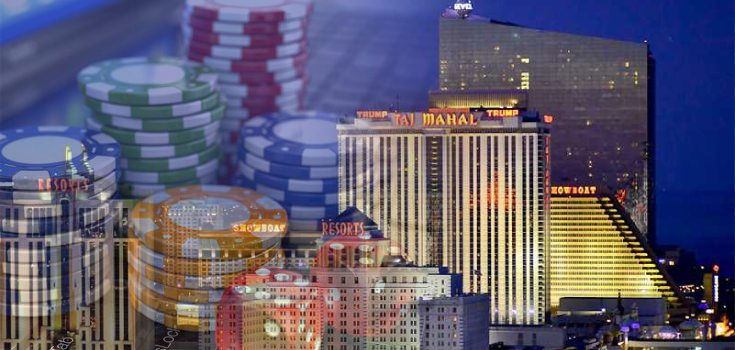 NJ Online Gambling Revenue Slips By 7.4 Percent In June