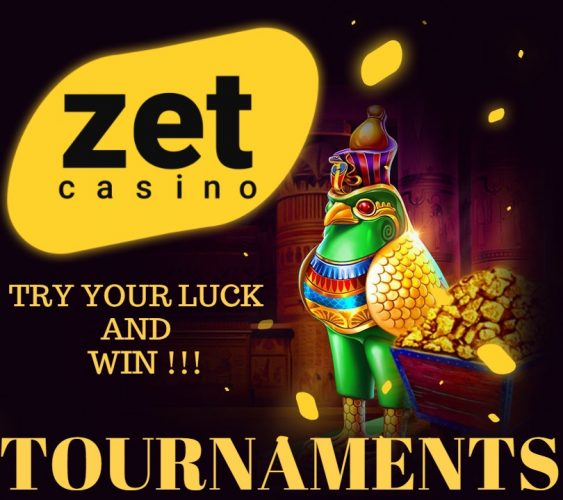 ZetCasino Tournament Prize Pool Fever