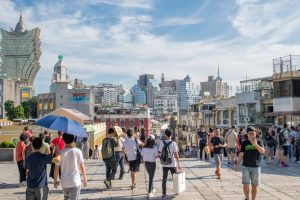 Macau Receives 20 Percent More Tourists In The First Six Months